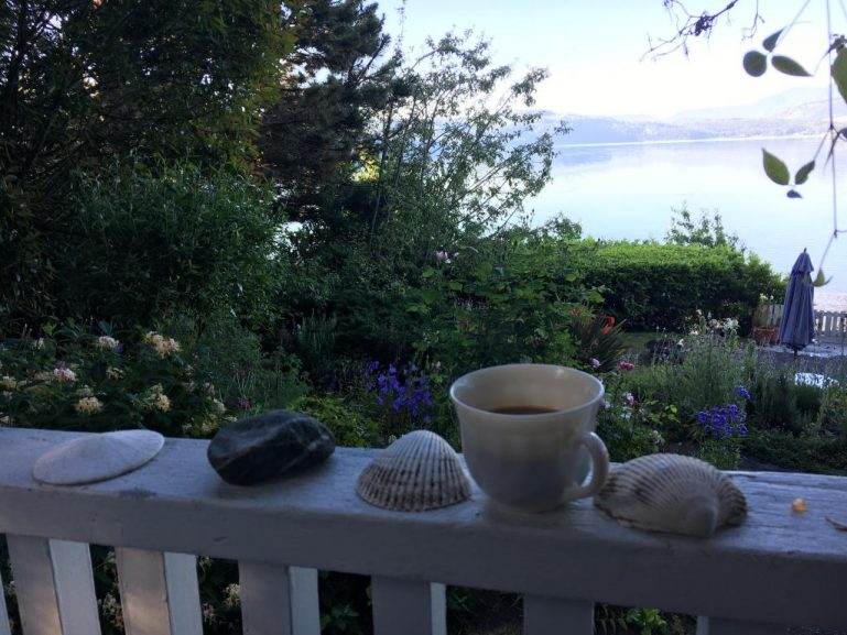 Port Townsend Bay Cottage Vacation Beach Rental Discovery Bay Washington